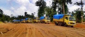 Hauling Trucks
